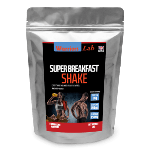 Super Breakfast Shake Meal Replacement with High Protein